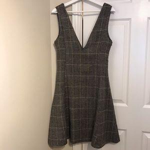 Design M.K. Tweed A-line Dress